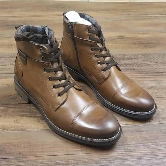 Alfani Mens Jack Cap Toe Boots